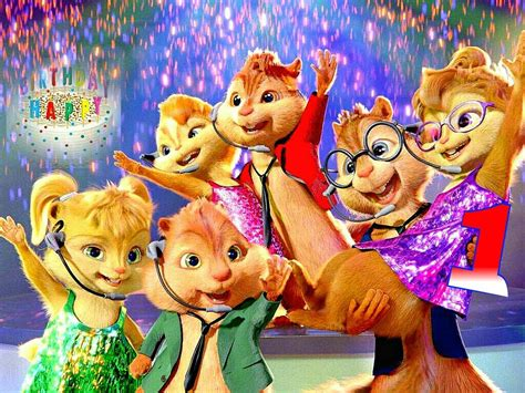 happy birthday alvin chipmunks mp3 download the greatest alvin and the chipmunks chipettes happy