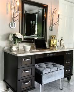 25 best ideas about modern makeup vanity on