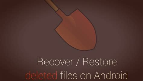 restore deleted photos android how i recovered hundred of deleted images on android