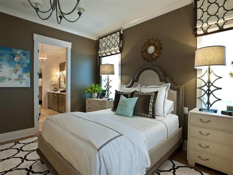 stylish transitional master bedroom before and after photo page hgtv