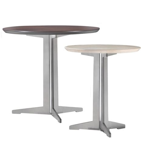 Fliese Rund by Fly Small Table Flexform Milia Shop