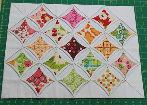 How To Do Cathedral Window Patchwork - cathedral windows pattern catalog of patterns