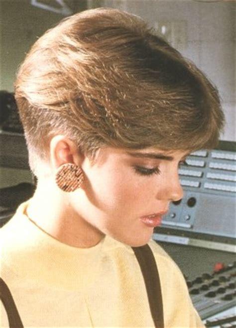 pictures of short haircuts feathered back sides 70s sensaci 243 n vintage 201 ramos tan osados cortes de pelo en