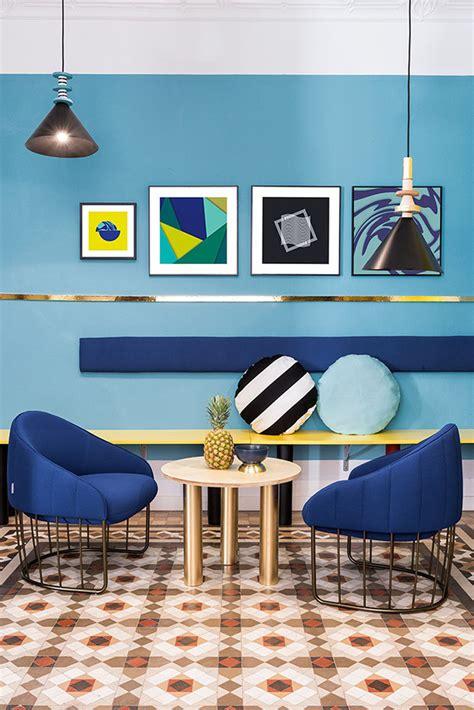 wall decor inspiration bold graphics cover  walls