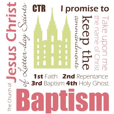 lds baptism card template lds primary program ideas 2012 just b cause