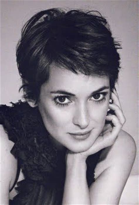 rider with a pixie haircut best 25 winona ryder hair ideas on pinterest winona