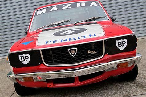 mazda group mazda rx3 group c coupe race car ex holland fushida