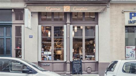 restaurant l 201 picerie comptoir les halles 224 lyon 69003