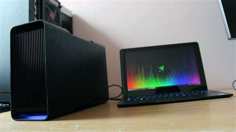 razer core review   laptop powerful   game trusted reviews