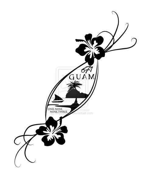 guam tribal tattoo designs pin guam in my by on