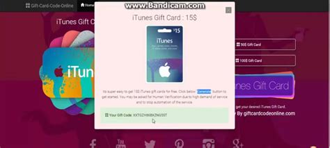 Itunes Gift Card Code Hack - itunes gift card code free list 2017 gift ftempo