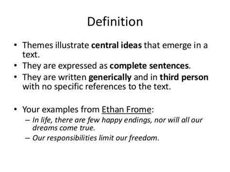 theme quotes in ethan frome themes the immortal life of henrietta lacks