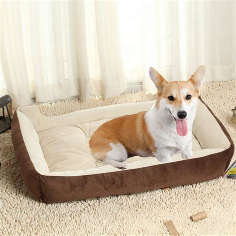 large pet bed big size large pet bed cushion dog warm nest kennel puppy