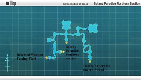 northern section botany paradise northern section sword art online info