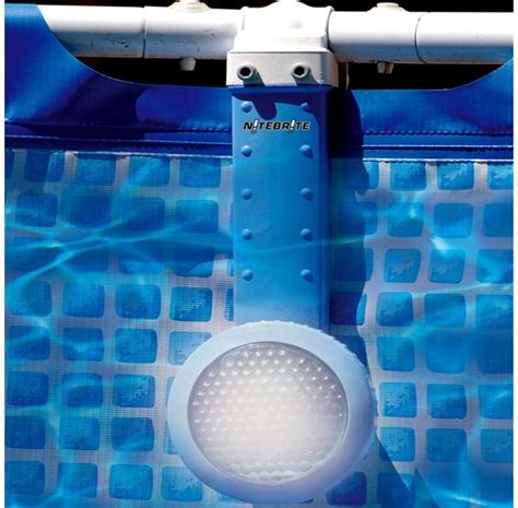 Inground Swimming Pool Light Fixture Swimming Pool Lights The Possibilities Are Endless Pc Pools