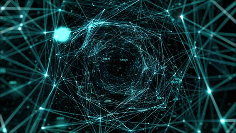 wallpaper 4k technology abstract space background geometry surfaces lines and