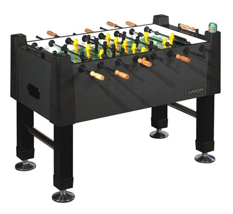 carrom signature foosball table baby foot 4 finishes ebay