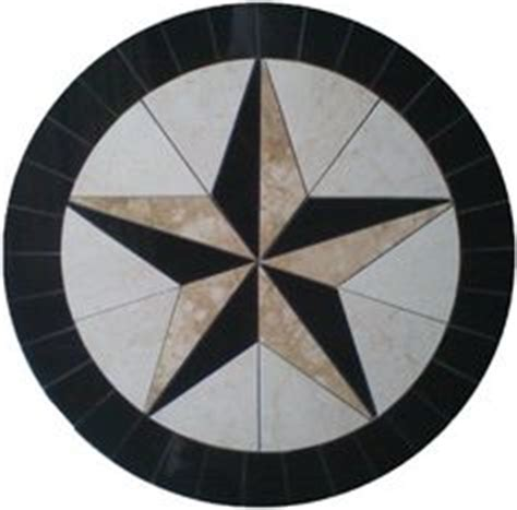 24 quot texas star in backsplash of outdoor kitchen texas 24 quot sq rojo red marble texas star mosaic tile medallion