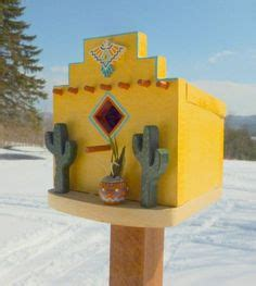 adobe birdhouse  mountainviewkrafts bird house kits