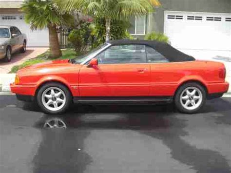 how to sell used cars 1997 audi cabriolet instrument cluster purchase used 1997 audi cabriolet base convertible 2 door 2 8l in huntington beach california
