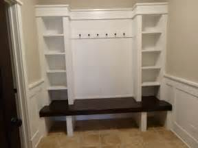 Entryway Bench And Hooks 17 Best Images About Mudroom On Pinterest Washers