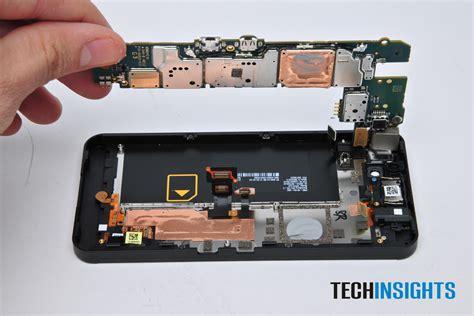 Mesin Z10 blackberry z10 teardown board chip and teardown