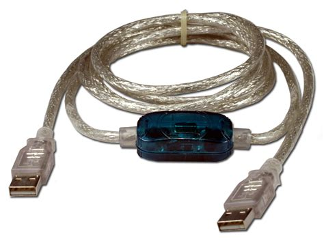 Usb Link usb link 6ft usb to usb file transfer cable