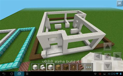 how to build a 2 story house minecraft pe building ideas how to build a modern two