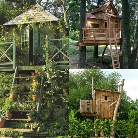 Backyard Treehouses by 25 Awesome Tree Houses Activities