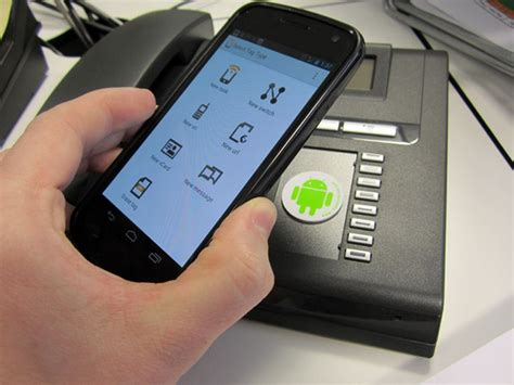 use nfc tags with your android mobile phone cnet