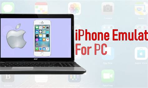 best ios emulator to run iphone apps on pc with links 2018