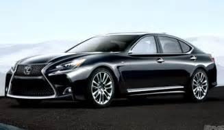 Ls 350 Lexus Rumor Lexus Ls F Coming In 2018
