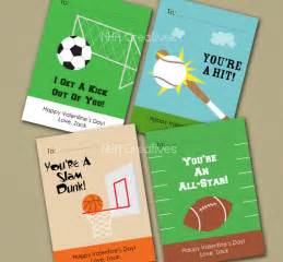 personalized sports s day cards soccer