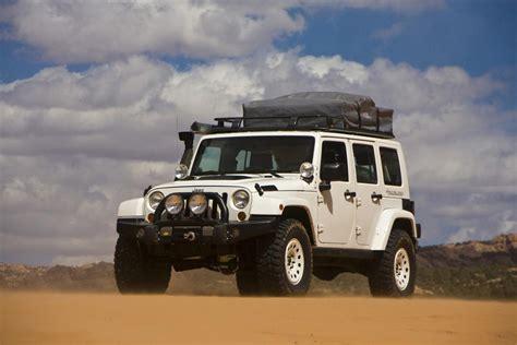 Jeep Wrangler Awning 2010 Jeep Wrangler Overland Conceptcarz Com
