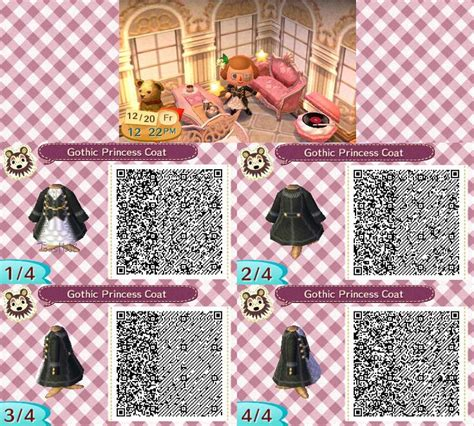 acnl clothes guide 25 best images about animal crossing new leaf qr codes on
