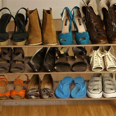organize shoes how to organize your shoes popsugar fashion