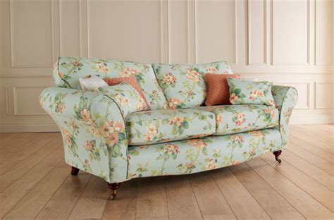 flower print sofa beautiful floral print sofa love seat ebay the