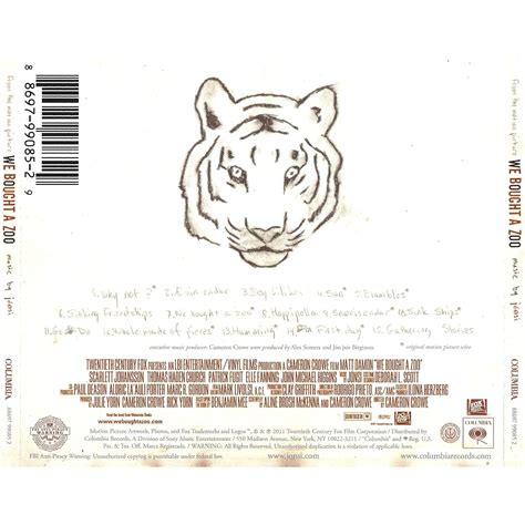 sketchbook rock the tiger mp3 we bought a zoo mp3 buy tracklist