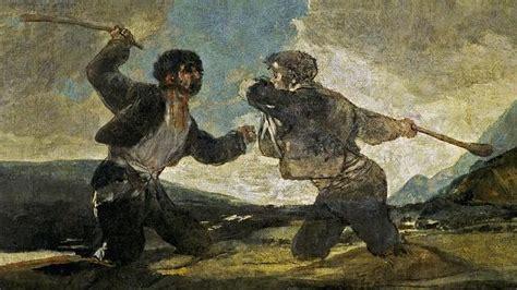 imagenes pinturas negras de goya las pinturas negras goya 191 loco o genio le miau noir