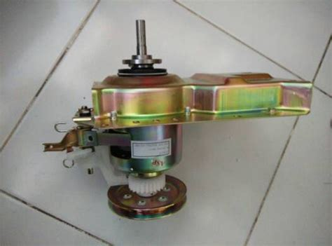 Gearbox Mesin Cuci Sharp jual gear box mesin cuci auto sanyo sharp bakoel spare