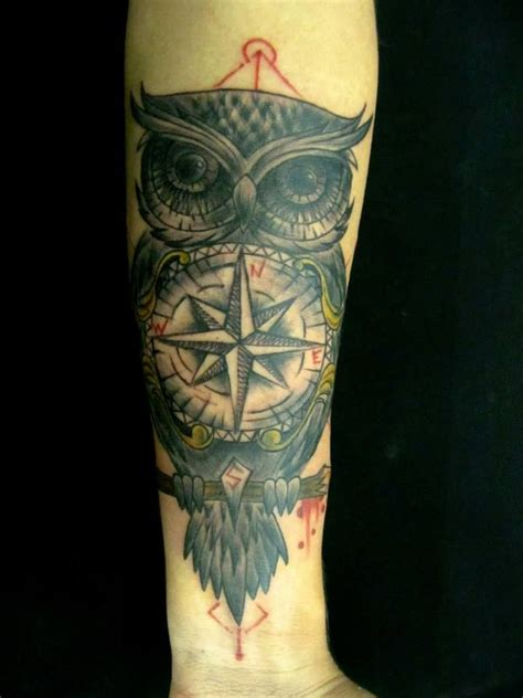 tattoo owl anchor 34 best images about akioka tattoo on pinterest owl