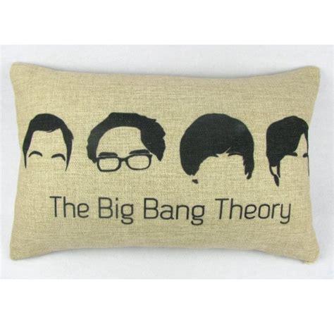 Big Theory Pillow by The Big Theory Comic Icon Waist Throw