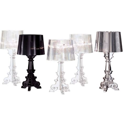 Kartell Bourgie Table L Kartell Bourgie Black Table L Panik Design
