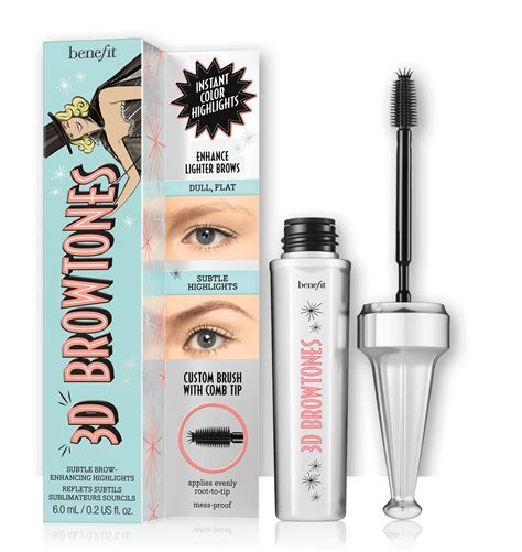 Eyeliner Benefit meet the benefit cosmetics new brow collection swatch