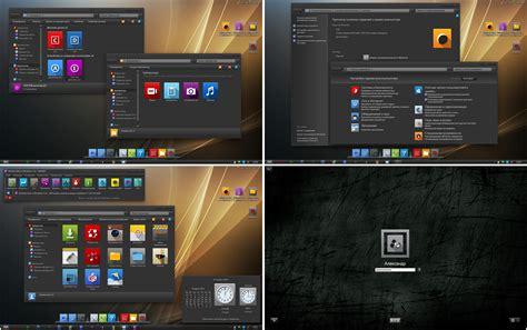 pc themes vs tradepac nox skinpack for windows 7 windows10 themes i cleodesktop