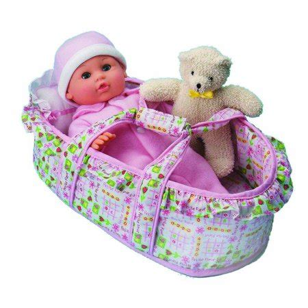 all baby dolls at walmart small world toys all about baby dolls bassinet