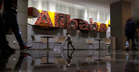 alibaba nyc alibaba revenue up sharply bolstered by mobile sales
