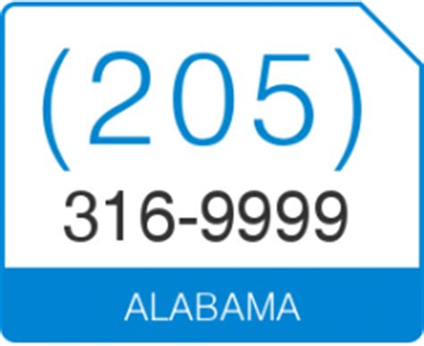 205 316 9999 vanity numbers for sale local phone