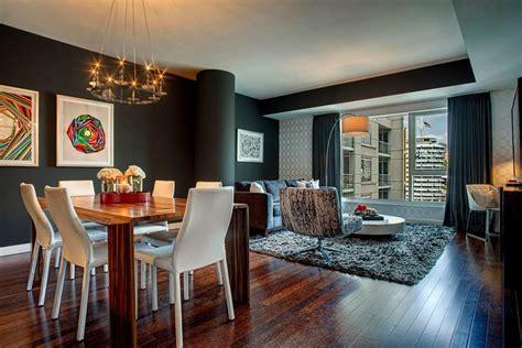 beautiful contemporary interior setting  fusion design housebeauty