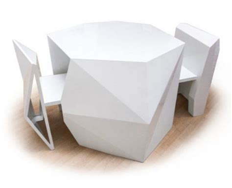 Table Furniture Chair Table Design 28 Creative Table And Chairs Design